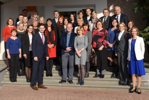 Participants of the meeting of the state agencies of medicines in the Baltic States